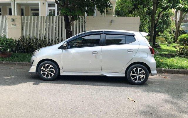 Cần bán gấp Toyota Wigo năm sản xuất 2018, nhập khẩu còn mới0