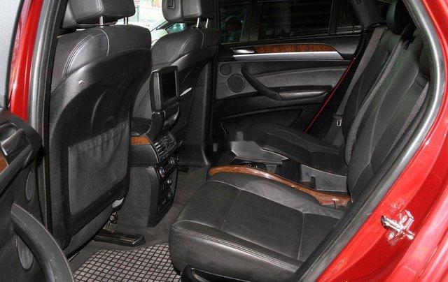 Bán ô tô BMW X6 đời 2008, màu đỏ, nhập khẩu nguyên chiếc, giá tốt7