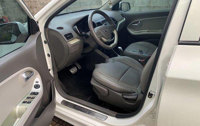 Cần bán xe Kia Morning sản xuất năm 2018, màu trắng giá cạnh tranh3