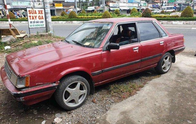 Bán Toyota Camry năm 1985, màu đỏ, xe nhập giá cạnh tranh0