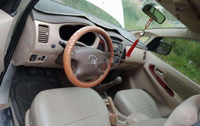 Cần bán lại xe Toyota Innova năm sản xuất 2007, màu bạc, giá 248tr4