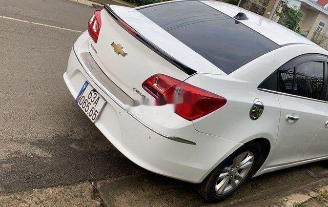 Cần bán xe Chevrolet Cruze năm 2017 còn mới, 350tr0