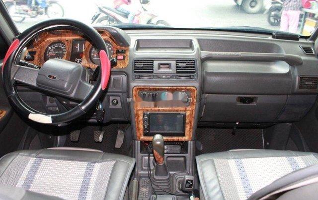 Cần bán xe Mitsubishi Pajero năm 2004, màu bạc, nhập khẩu, giá chỉ 180 triệu8