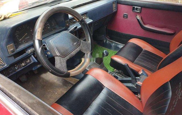 Bán Toyota Camry năm 1985, màu đỏ, xe nhập giá cạnh tranh7