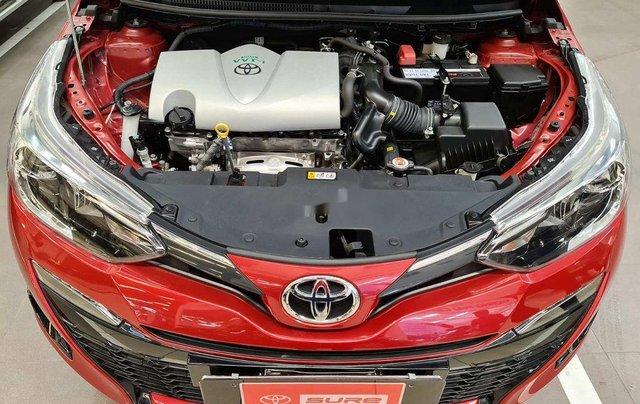 Bán Toyota Yaris năm sản xuất 2019, xe nhập còn mới, giá tốt10