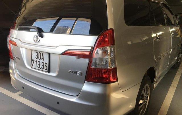 Bán ô tô Toyota Innova năm 2015 còn mới, giá tốt7