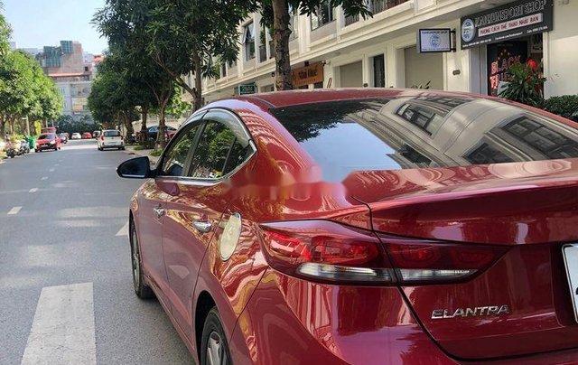 Cần bán xe Hyundai Elantra năm sản xuất 2016, màu đỏ, 520tr1
