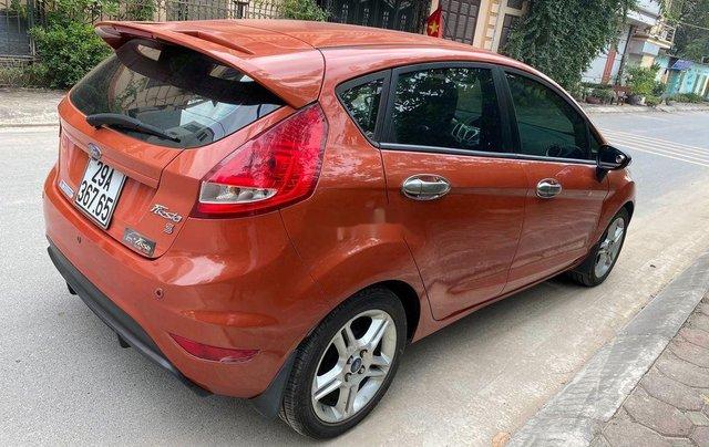 Cần bán lại xe Ford Fiesta sản xuất năm 2011, nhập khẩu còn mới10