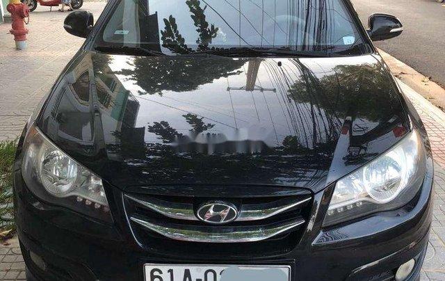 Cần bán gấp Hyundai Avante đời 2011, màu đen, xe nhập chính chủ, giá tốt0