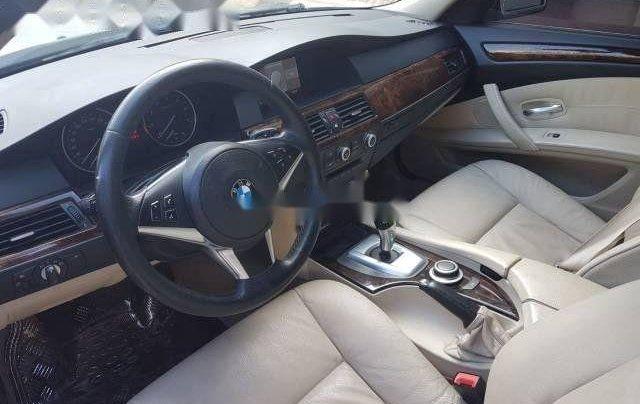 Cần bán xe BMW 5 Series 530i 2007, màu bạc như mới3