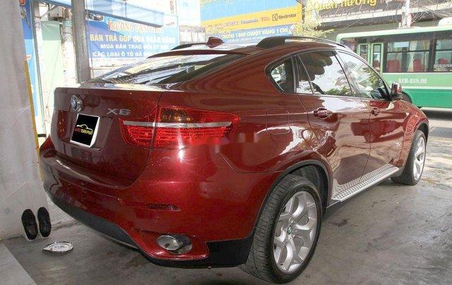 Bán ô tô BMW X6 đời 2008, màu đỏ, nhập khẩu nguyên chiếc, giá tốt3