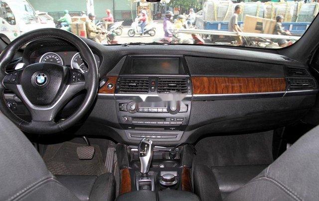 Bán ô tô BMW X6 đời 2008, màu đỏ, nhập khẩu nguyên chiếc, giá tốt8