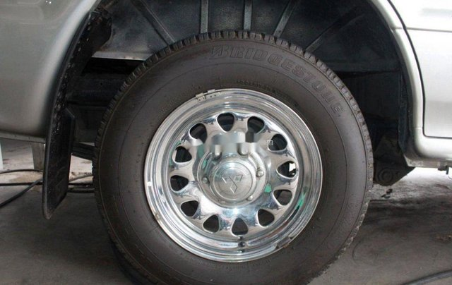 Cần bán xe Mitsubishi Pajero năm 2004, màu bạc, nhập khẩu, giá chỉ 180 triệu9