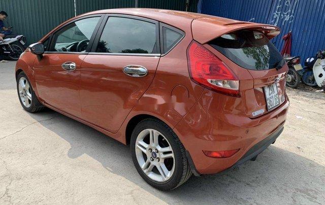 Cần bán lại xe Ford Fiesta sản xuất năm 2011, nhập khẩu còn mới1