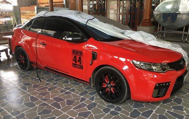 Bán ô tô Kia Cerato sản xuất 2010, xe nhập còn mới2