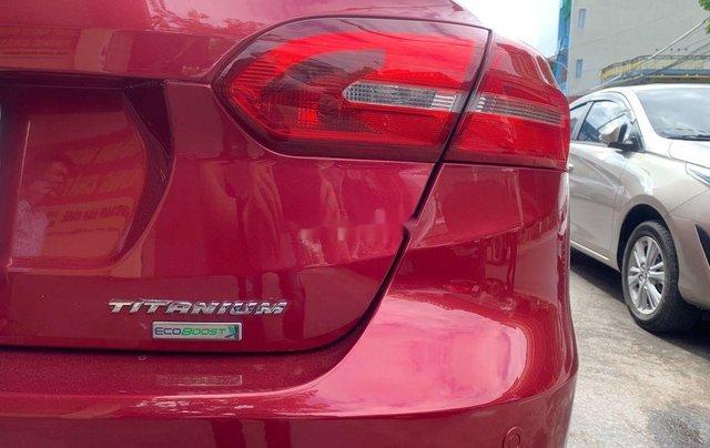 Bán Ford Focus năm 2017, màu đỏ chính chủ4