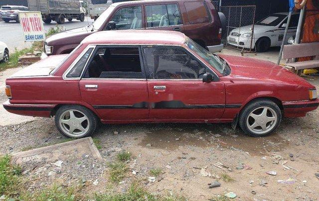 Bán Toyota Camry năm 1985, màu đỏ, xe nhập giá cạnh tranh2