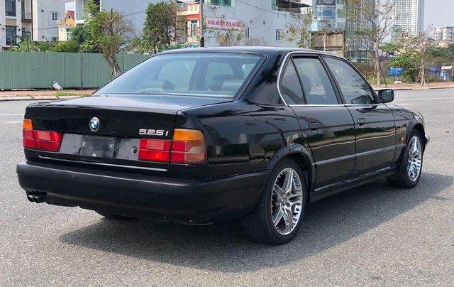 Bán BMW 5 Series 525i sản xuất 1995, màu đen, nhập khẩu, giá tốt2