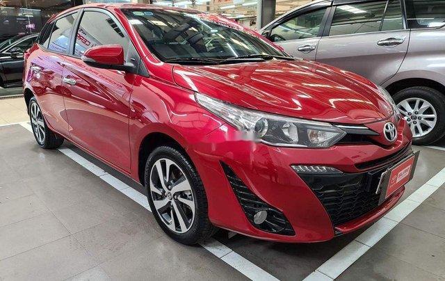 Bán Toyota Yaris năm sản xuất 2019, xe nhập còn mới, giá tốt3