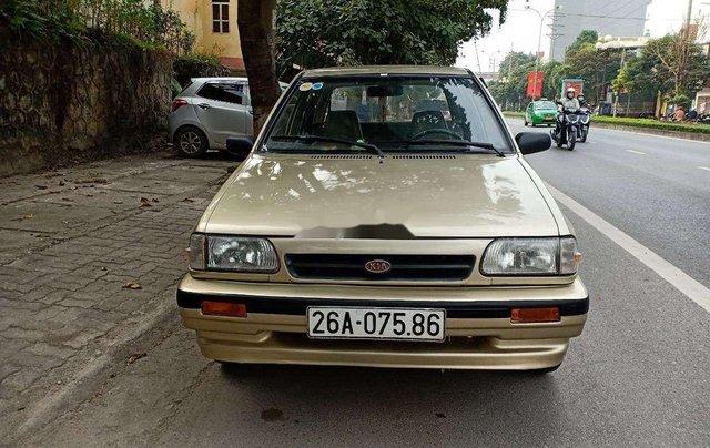Xe Kia CD5 sản xuất năm 2002, màu vàng chính chủ1