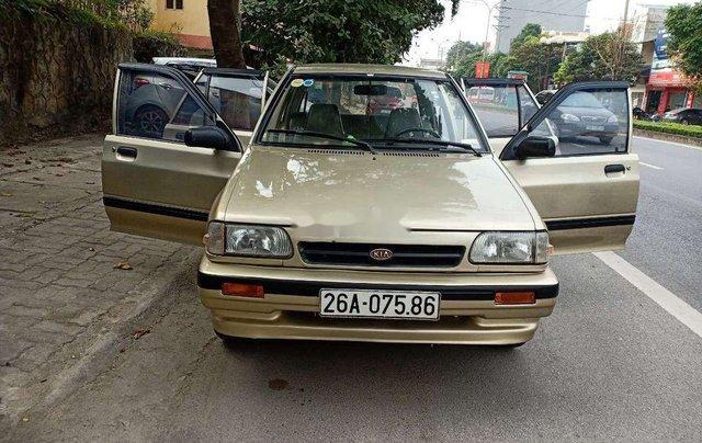 Xe Kia CD5 sản xuất năm 2002, màu vàng chính chủ0