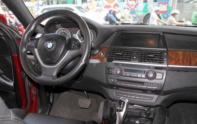 Bán ô tô BMW X6 đời 2008, màu đỏ, nhập khẩu nguyên chiếc, giá tốt9