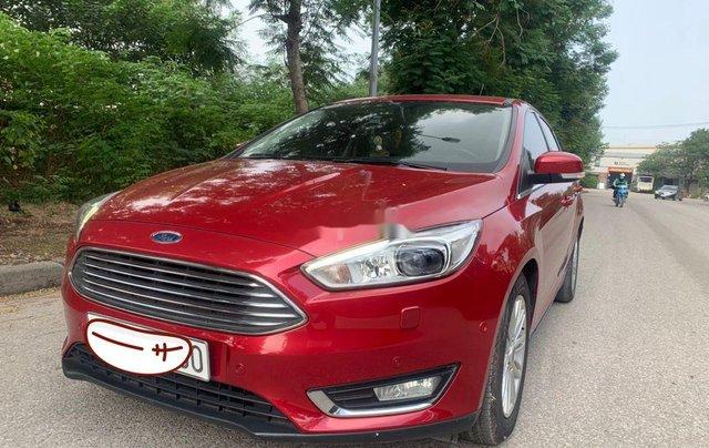 Bán Ford Focus năm 2017, màu đỏ chính chủ0