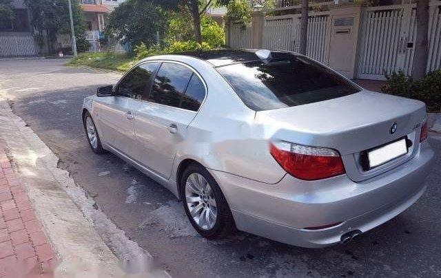 Cần bán xe BMW 5 Series 530i 2007, màu bạc như mới1