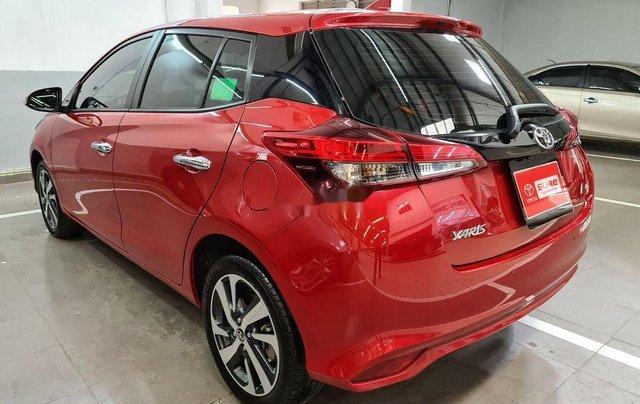 Bán Toyota Yaris năm sản xuất 2019, xe nhập còn mới, giá tốt4