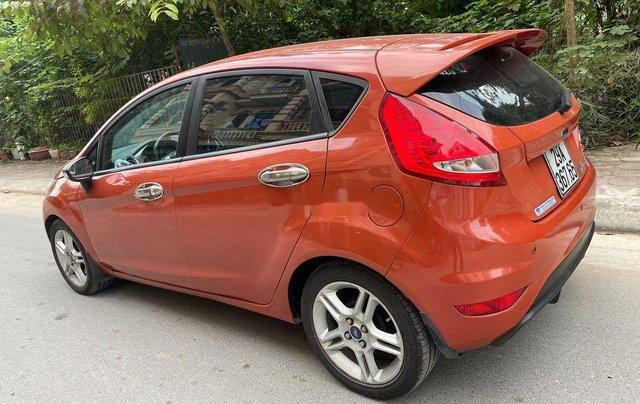 Cần bán lại xe Ford Fiesta sản xuất năm 2011, nhập khẩu còn mới5