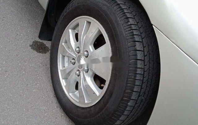 Cần bán lại xe Toyota Innova năm sản xuất 2007, màu bạc, giá 248tr7