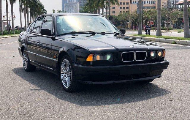 Bán BMW 5 Series 525i sản xuất 1995, màu đen, nhập khẩu, giá tốt3