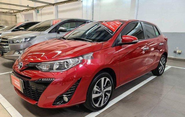 Bán Toyota Yaris năm sản xuất 2019, xe nhập còn mới, giá tốt5