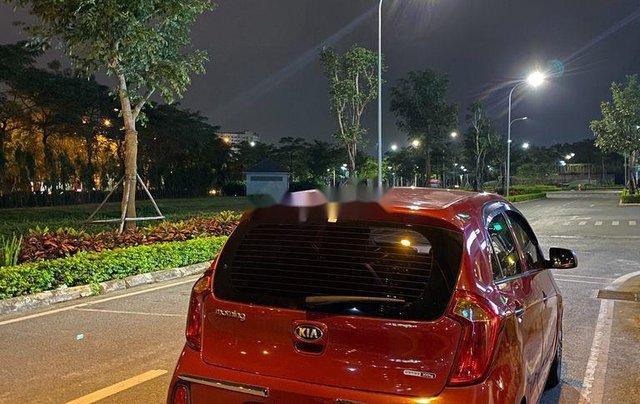 Bán xe Kia Morning Van đời 2016, màu đỏ, nhập khẩu nguyên chiếc4