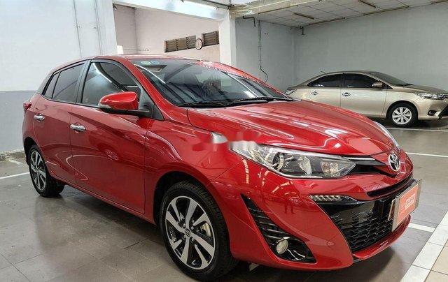 Bán Toyota Yaris năm sản xuất 2019, xe nhập còn mới, giá tốt2