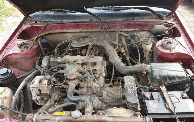 Bán Toyota Camry năm 1985, màu đỏ, xe nhập giá cạnh tranh8