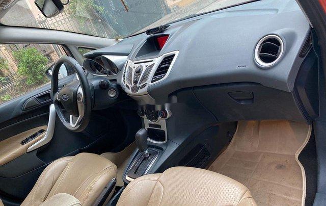 Cần bán lại xe Ford Fiesta sản xuất năm 2011, nhập khẩu còn mới9