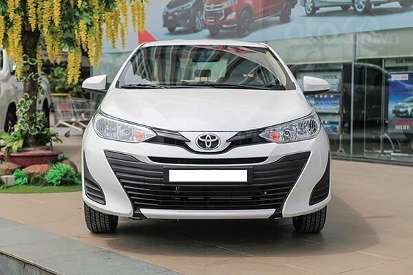 Bán xe Toyota Vios E - MT 2020 - xe mới 100%, xe về kịp giảm 50% thuế0