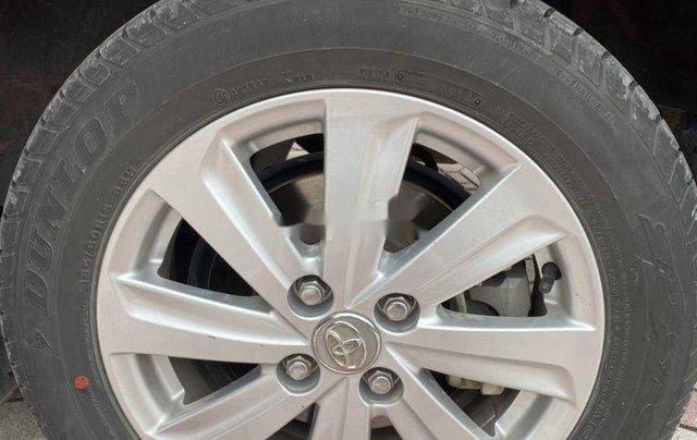 Cần bán Toyota Yaris sản xuất 2014, màu đỏ, nhập khẩu, giá tốt6
