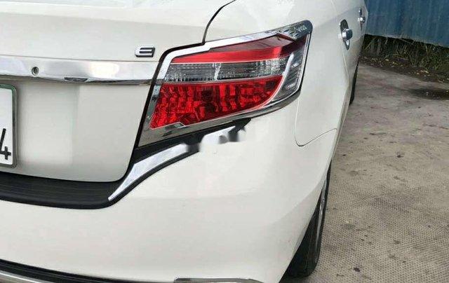 Cần bán xe Toyota Vios đời 2017, màu trắng chính chủ0