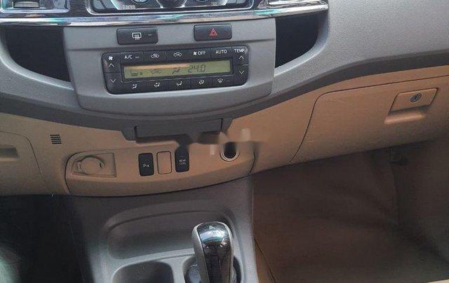 Bán xe Toyota Fortuner năm 2012 còn mới, 450tr6