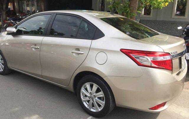Bán Toyota Vios sản xuất năm 2017 còn mới3