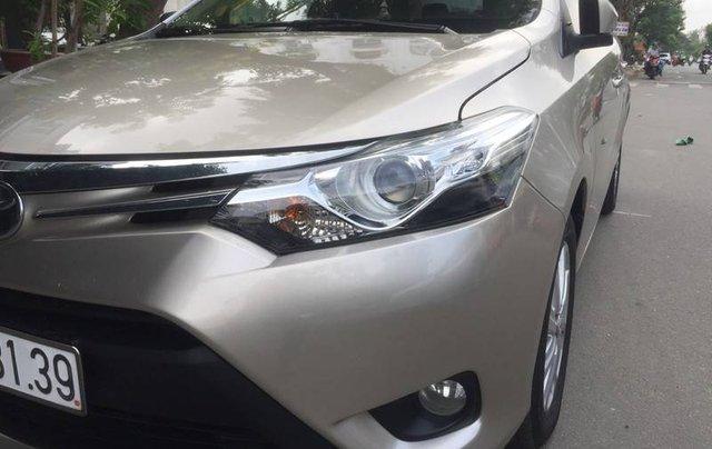 Bán Toyota Vios sản xuất năm 2017 còn mới26