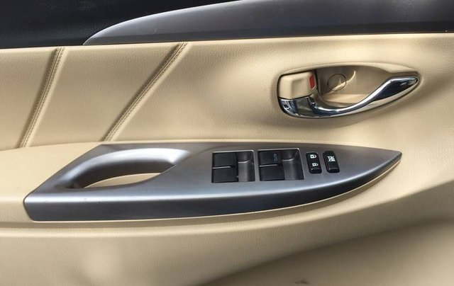 Bán Toyota Vios sản xuất năm 2017 còn mới8
