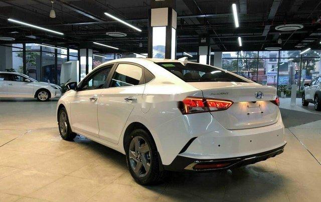 Cần bán Hyundai Accent sản xuất 2020, màu trắng, 520tr3