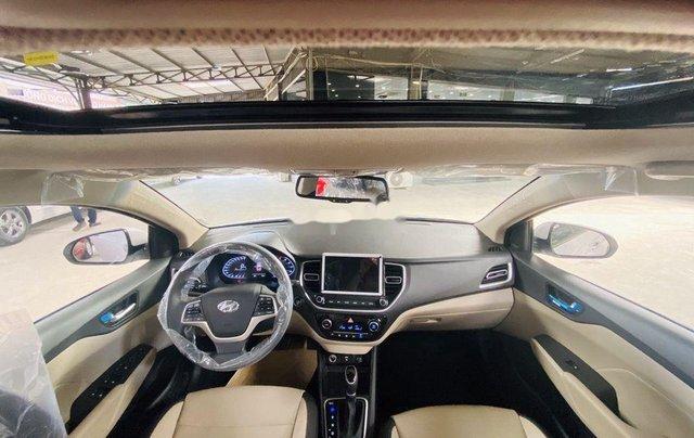 Cần bán Hyundai Accent sản xuất 2020, màu trắng, 520tr6