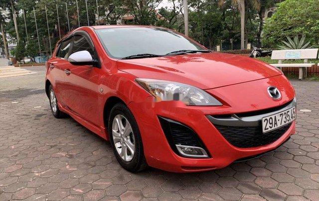 Cần bán xe Mazda 3 đời 2010, màu đỏ, nhập khẩu nguyên chiếc chính chủ1