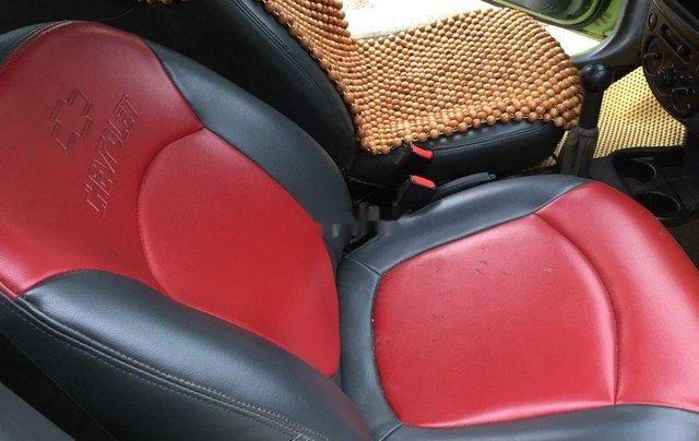 Cần bán lại xe Chevrolet Spark sản xuất năm 2008 chính chủ6