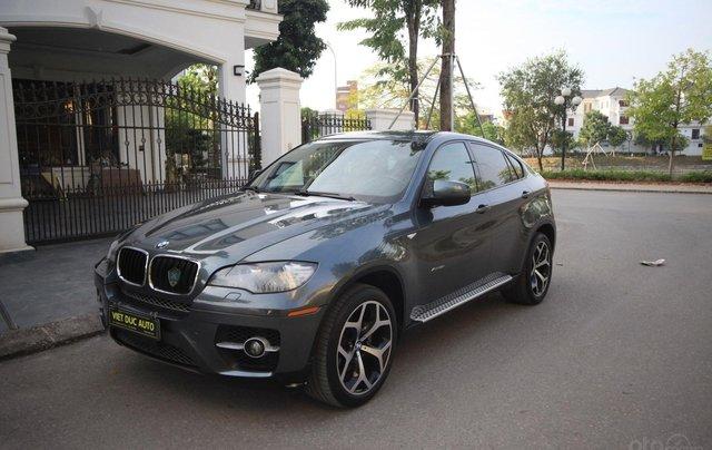 Em bán BMW X6 màu đẹp, xe full cực chất0