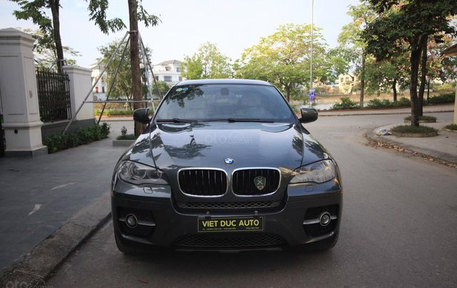 Em bán BMW X6 màu đẹp, xe full cực chất1